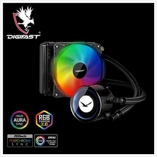 Digifast AIO Notos Liquid CPU Cooler N12 Sync AMD Intel