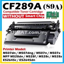 Compatible Toner Cartridge CF289A 89A HP89A CF 289A (Without Chipset)