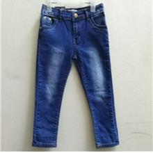 Kids baby girl denim long pants