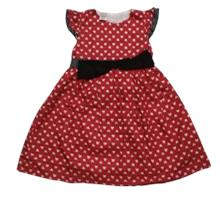 Cotton strawberry fashion kids girl summer raffles sleeve