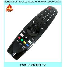 Remote Control Aeu Magic An-mr18ba Replacement For Lg Smart Tv