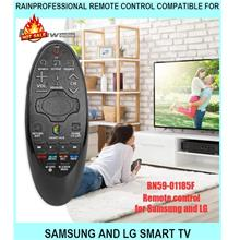 Rainprofessional Remote Control Compatible For Samsung And Lg Smart Tv
