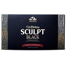 Lose Weight with Cafe Divina Sculpt Premium Coffee,Sculpt Pairs Ganoderma luci