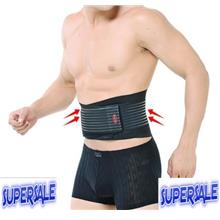 Slimming Sport Belt Weightlifting Male Corset Waist Body Belt