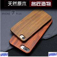 Wood Casing Case Cover for iPhone 7 / 7 Plus