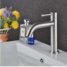 Stainless Steel 304 Cold Water Basin Faucet And Water Tap