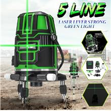 2 3 5 Line 6 Points Laser Level Stro - [2LINE+1BATTERY,THE TRIPOD(1M)]