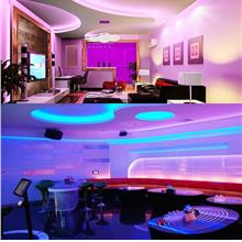 5meters LED Strip Light Ribbon Tape Roll Waterproof - [WHITE 300LEDS]