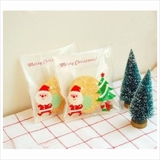 Christmas Gift Cookie Plastic Packaging
