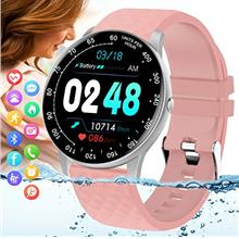Peakfun Smart Watch,Fitness Tracker Watch with Heart Rate Blood Pressure Monit