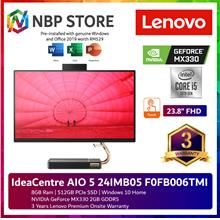 Lenovo IdeaCentre AIO 5 24IMB05 F0FB006TMI 23.8'' FHD Touch All-In-One Desktop