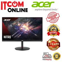 ACER 27' LED GAMING MONITOR (XV273X)(UM.HX3SM.X02)IPS/FHD/HDMI2/DP/VESA