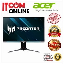 ACER 27.2' LED GAMING MONITOR (XB273UGS)(UM.HX0SM.S01) IPS/QHD/HDMI/DP
