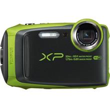 "Fujifilm Waterproof Digital Underwater Camera with 3 "" LCD, Green (xp120)"