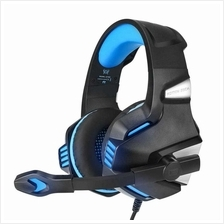G7500 Luminous 3.5MM Gaming Headset Comfortable LED Headband Gamer