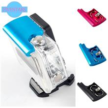 Cnc Aluminium Alloy Top Housing Clip Case Lock Buckle Latch - [BLACK]