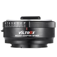 Viltrox Nf-nex Mount Adapter Ring For Nikon G/f/ai/s/d Lens To Sony E