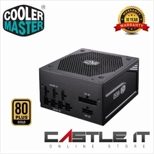 Cooler Master V Series Gold V650W Power Supply (MPY-6501-AFAAGV-UK) 80