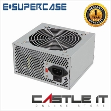 E-Supercase Power Supply 450W SX200 PSU ATX Sata Computer For Intel AM