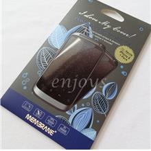 Enjoy MEMBRANE Diamond Clear LCD Screen Protector Apple iPhone 5 5S