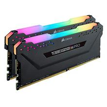 Corsair Vengeance RGB Pro 64GB (2x32GB) DDR4 3200 (PC4-25600) C16 Desktop memo