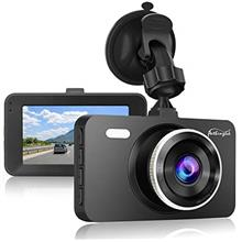 "Dash Cam 1080P DVR Dashboard Camera Full HD 3 "" LCD Screen 170°Wide Angl"