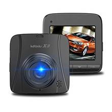 KDLINKS X3 2.7K Super HD 2688x1520 Wide Angle Dashboard Car DVR Vehicle Dash C