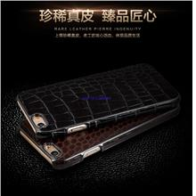 Iphone 6 6s plus Crocodile Leather case casing cover