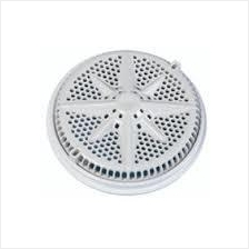 8' Ø ROUND VGB MAIN DRAIN FRAME & GRATE for Swimming Pool