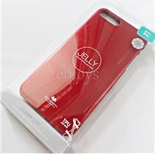 GOOSPERY Pearl Jelly TPU Soft Back Case Apple iPhone 8+ Plus 7+ (5.5')