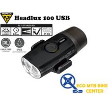 TOPEAK Light Headlux 100 USB Lumen