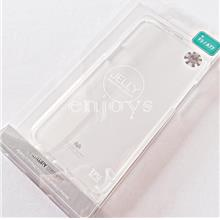 MERCURY GOOSPERY Pearl Jelly CLEAR TPU Case Oppo A77 /F3 (5.5) *XPD