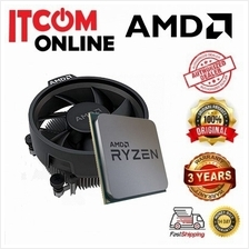 AMD RYZEN 5 3500X 3.6GHZ SOCKET AM4 PROCESSOR (100-100000158MPK) BULK ..