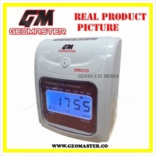 GEOMASTER 360D PUNCH CARD MACHINE - FAMOUS BRAND IN MALAYSIA