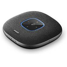 Anker PowerConf S3 Bluetooth Speakerphone with 6 Mics, Enhanced Voice Pickup,