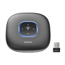 Anker PowerConf+ Bluetooth Speakerphone with Bluetooth Dongle, 6 Mics, Enhance
