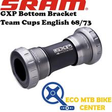 SRAM GXP Bottom Bracket Team Cups English 68/73 BSA