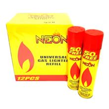 Neon Universal Butane Gas Lighter Refill 300ml