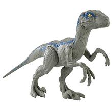 JURASSIC WORLD LARGE BASIC Velociraptor Blue-US