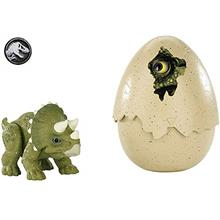 JURASSIC WORLD HATCH 'N PLAY DINOS Triceratops-US