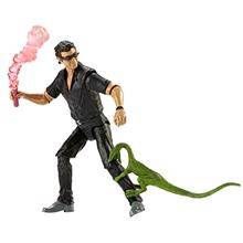 Jurassic World Legacy Collection Dr. Ian Malcolm Jeff Goldblum 3.75-inch Actio