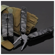 Safety Lock Pliers Screwdriver Pliers Outdoor Hunting Hand Multi Tools