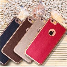 iphone 6 7 plus Crocodile leather Back Case Casing Cover protect lens