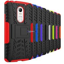 Lenovo Vibe X3 Drop Resistance TPU+PC Stand Back Case Cover Casing