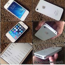 **incendeo** - Original APPLE iPhone 4 16GB White