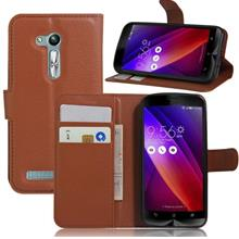 ASUS ZenFone GO flip leather mobile phone protective casing case cover