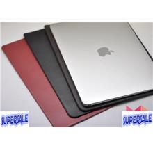 Apple Macbook Pro 12 / 13 /15 inch leather casing case cover