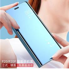 Huawei P20/P20Pro flip mirror leather protective cover