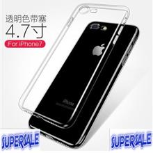 Iphone 7/7plus transparent high quality protective cover