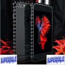 Apple iPhone 6/6s/6+/6s+ ultra thin metal frame protective case